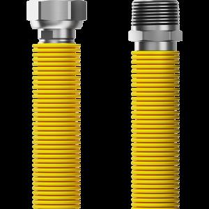 "Merabell Gas hose, Flexi, R1/2""–G1/2"""
