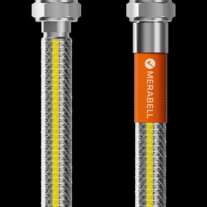 "Merabell Gas hose, Profi, G1/2""–G1/2"""