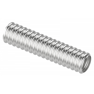 Merabell Classic stainless steel pipe DN25/0,3mm