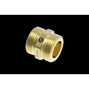 "Merabell coupling G3/4"" - G3/4"" for pipe DN15"