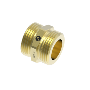 "Merabell coupling G1"" - G1"" for pipe DN20"