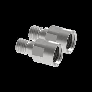 Reduction piece Merabell M10x1(F)-M8x1(M) for the AQUA hose (2 pcs.)