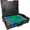 System case Merabell L-BOXX 102 with insert for storage of fittings